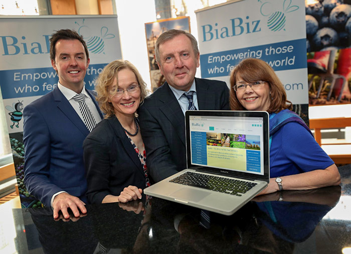Launch of bia-biz.com