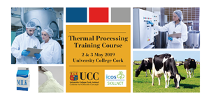 Thermal processing course at UCC