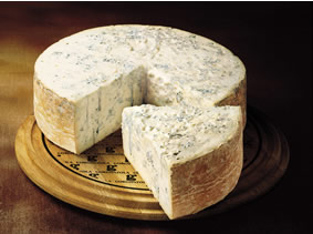 Gorgonzola is produced from pasteurised cows' milk