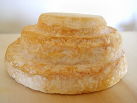 Montebore is a characteristic conic-shaped cheese