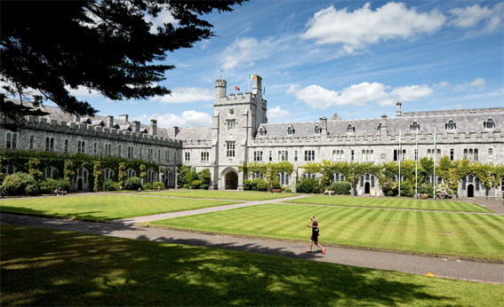 UCC main building Cork Ireland